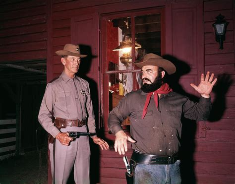 1960s 1970s Western Sheriff Arrests Photograph by Vintage