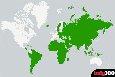 These are all the countries that recognise Palestine | indy100
