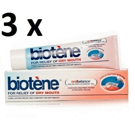Biotene Oral Balance Saliva Replacement Gel For Relief Of
