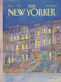 12/17/84 | The new yorker, Cover artwork