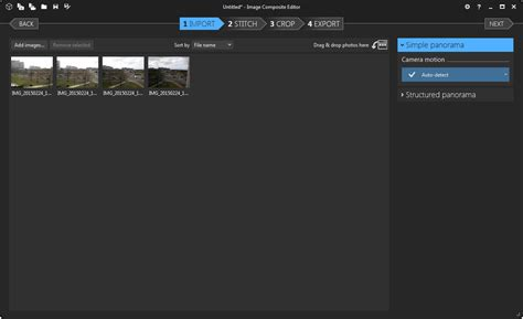 Image Composite Editor (ICE)   heise Download