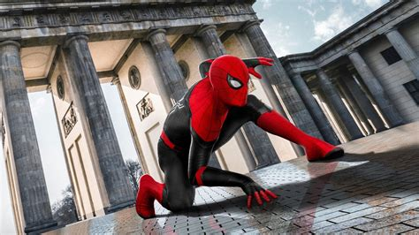 Watch Spider-Man: Far from Home Online Free- Fmovies