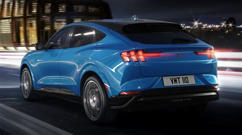 2020 Ford Mustang Mach-E GT Performance Edition