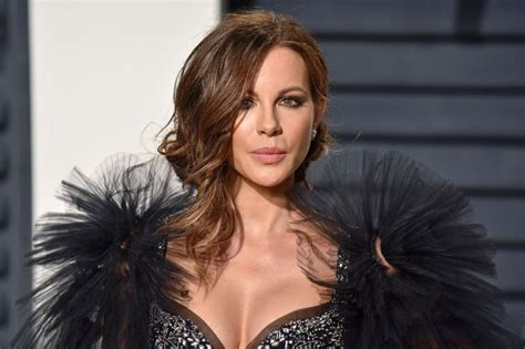 Kate Beckinsale spotted kissing 21-year-old actor Matt