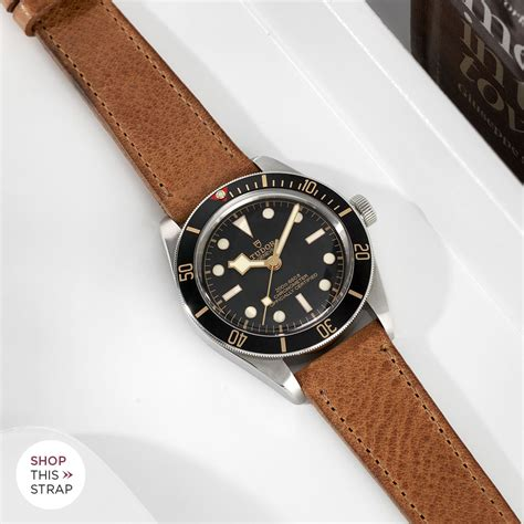 Strap Guide - The Tudor Black Bay Fifty-Eight - Bulang and