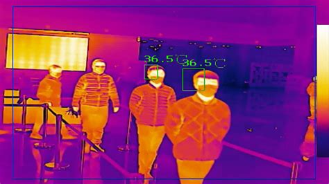 Hikvision Fever Screening Thermal Cameras - YouTube