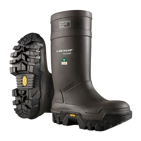 Dunlop E902033 Purofort Explorer Thermo+ Full Safety Boots