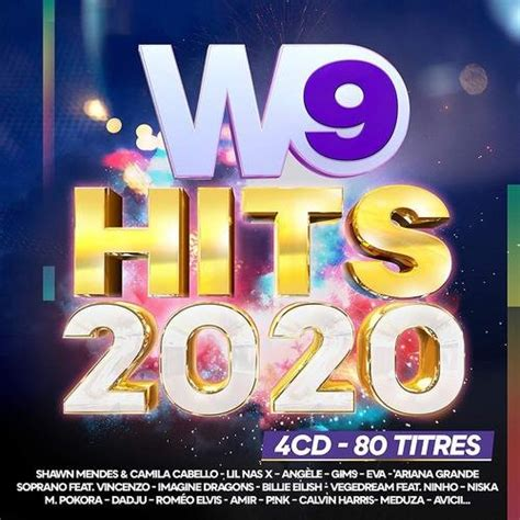 Download W9 Hits 2020 4CD (2019) from InMusicCd