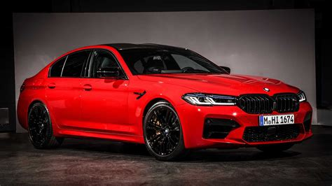 2021 BMW M5 Revealed With Updated Looks - autoevolution