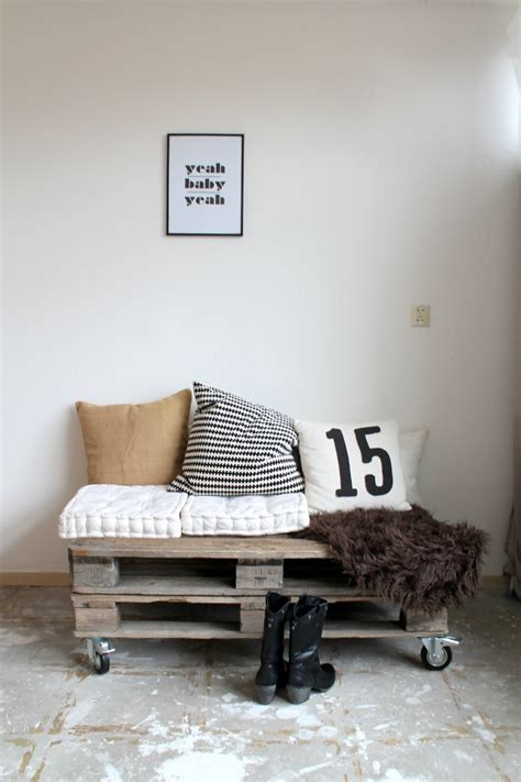 Do it yourself: pallet lounge - donebymyself