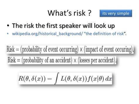 INSEAD Risk Management Introduction