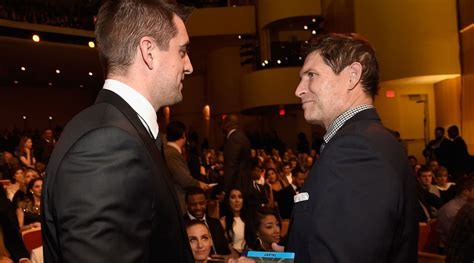 Steve Young gave Aaron Rodgers advice on being a backup