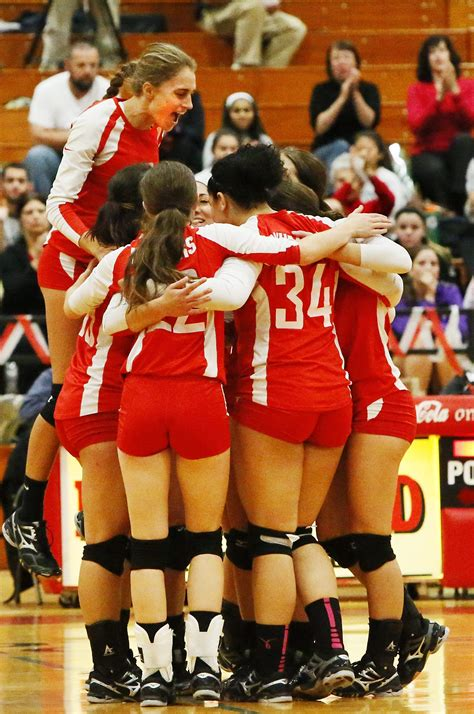 New Bedford girls volleyball in a class of its own
