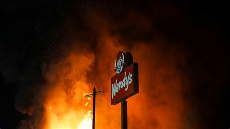 'Pandering didn't save you': BLM-supporting Wendy's gets