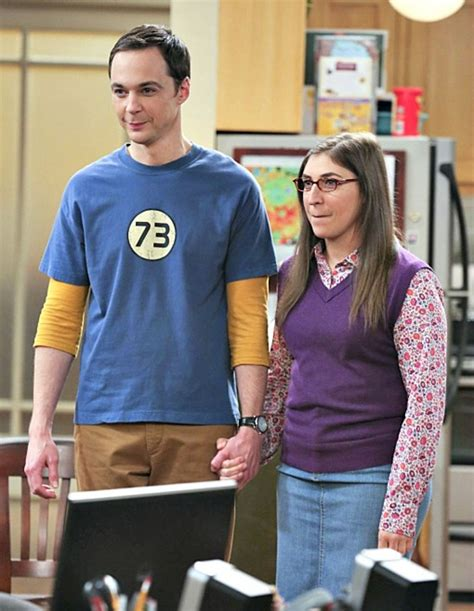 Mayim Bialik Reveals All About Sheldon and Amy's Sleepover