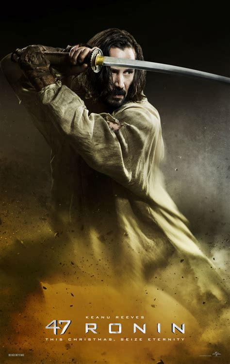 First Trailer For Keanu Reeves' Samurai Actioner '47 Ronin'