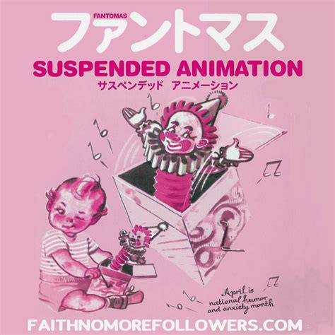 FANTOMAS | Suspended Animation 11 Years