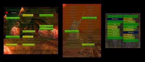WoW HealBot Continued addon Shadowlands/classic 2021