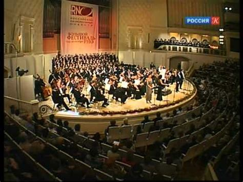Beethoven 9th Symphony Final 2nd part RNO Pletnev - YouTube