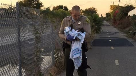 Baby Buried Alive in California in Good Condition, Mother
