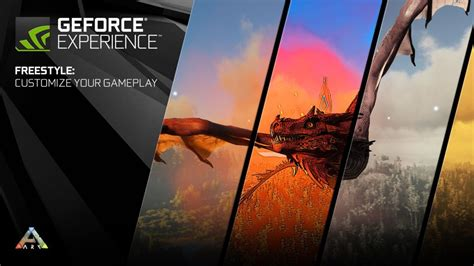 Nvidia GeForce Experience's FreeStyle feature adds