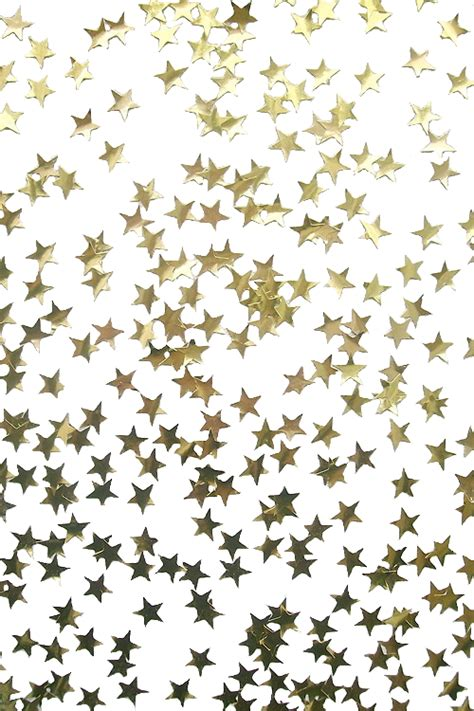Library of gold star confetti png transparent stock png