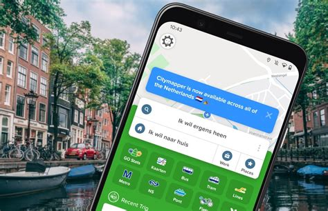 Navigatie - Android Apps - Android Planet