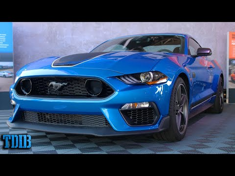 2019 Ford Series 1 Mustang RTR 4K Wallpapers   HD