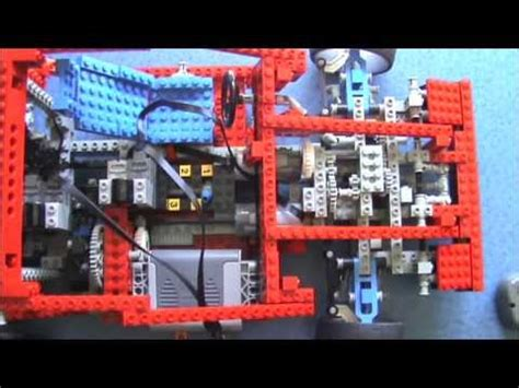 Lego Technic Remote Controlled 8865 + 3 motors - YouTube
