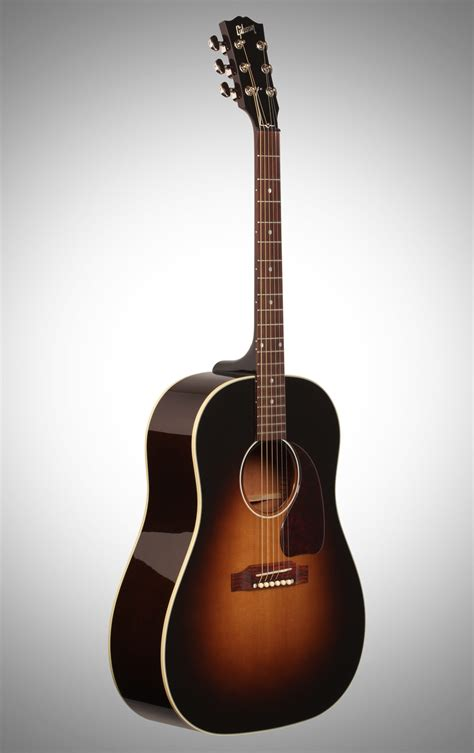 Gibson 2016 J-45 Standard Acoustic-Electric Guitar (with Case)