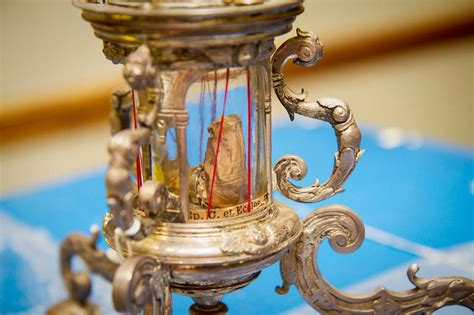 Relic of Augustine of Hippo | Visit St Augustine