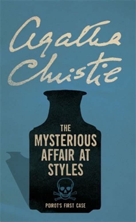 The Mysterious Affair at Styles   britishaisles