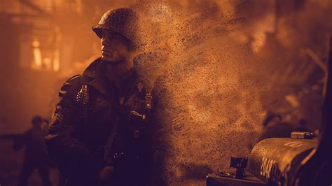 Call Of Duty Ww2 Wallpapers Backgrounds
